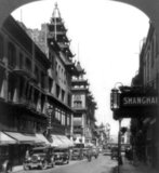 San Francisco's Chinatown was the port of entry for early Hoisanese and Zhongshanese Chinese immigrants from the Guangdong province of southern China from the 1850s to the 1900s. The area was the one geographical region deeded by the city government and private property owners which allowed Chinese persons to inherit and inhabit dwellings within the city.<br/><br/>  The majority of these Chinese shopkeepers, restaurant owners, and hired workers in San Francisco Chinatown were predominantly Hoisanese and male. Many Chinese found jobs working for large companies seeking a source of labor, most famously as part of the Central Pacific on the Transcontinental Railroad. Other early immigrants worked as mine workers or independent prospectors hoping to strike it rich during the 1849 Gold Rush.
